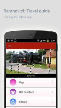 Baranovici: Travel guide apk screenshot