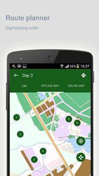 Mozyr: Offline travel guide apk screenshot