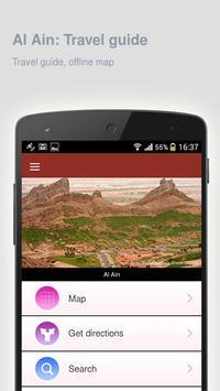 Al Ain: Offline travel guide apk screenshot