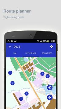 Peoria: Offline travel guide apk screenshot