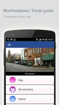 Murfreesboro: Travel guide apk screenshot