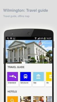 Wilmington: Travel guide apk screenshot