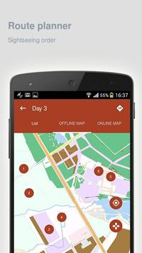 Irkutsk: Offline travel guide apk screenshot