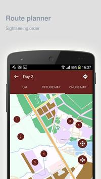 Parma: Offline travel guide apk screenshot