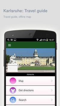 Karlsruhe: Travel guide apk screenshot