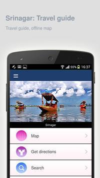 Srinagar: Offline travel guide apk screenshot