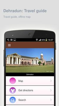 Dehradun: Offline travel guide apk screenshot
