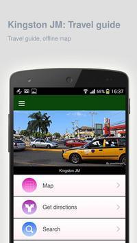 Kingston JM: Travel guide apk screenshot