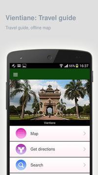 Vientiane: Travel guide apk screenshot