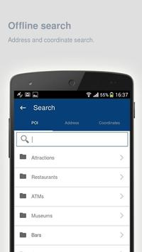 Breda: Offline travel guide apk screenshot