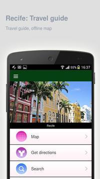 Recife: Offline travel guide apk screenshot