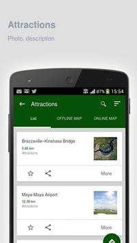 Brazzaville: Travel guide apk screenshot