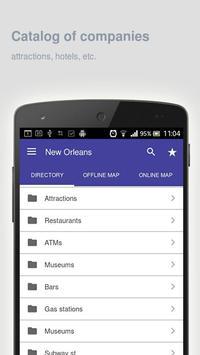 New Orleans screenshot 1