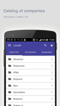 Lincoln screenshot 1