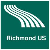 Richmond Map offline icon