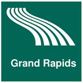 Grand Rapids Map offline icon