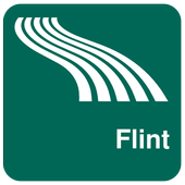 Flint Map offline icon