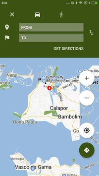 Vasco da Gama Map offline apk screenshot