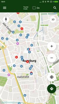 Karte Augsburg.Karte Von Augsburg Offline Fur Android Apk Herunterladen