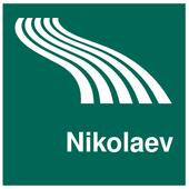 Nikolaev Map offline icon
