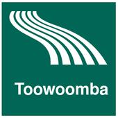 Toowoomba Map offline icon