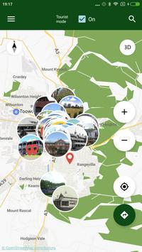 Toowoomba Map offline apk screenshot