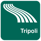 Tripoli Map offline icon