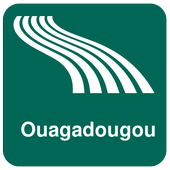 Ouagadougou Map offline icon