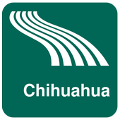 Chihuahua Map offline icon