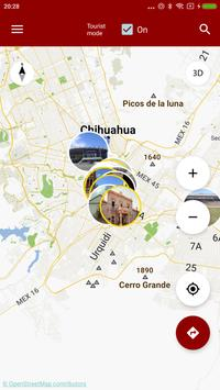 Chihuahua Map offline apk screenshot