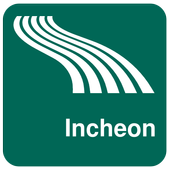 Incheon Map offline icon