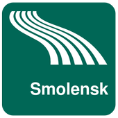 Smolensk Map offline icon