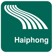 Haiphong Map offline icon
