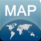 Lianyungang Map offline icon