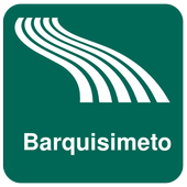Barquisimeto Map offline icon