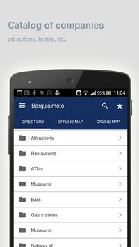 Barquisimeto Map offline apk screenshot