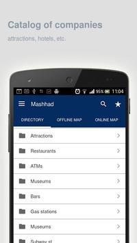 Mashhad screenshot 1