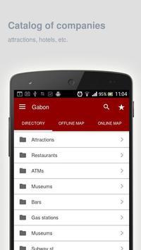Gabon screenshot 1