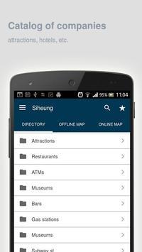 Gabon Map offline apk screenshot