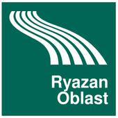 Ryazan Oblast Map offline icon
