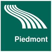 Piedmont Map offline icon