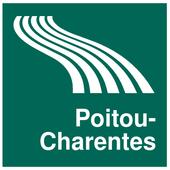 Poitou-Charentes Map offline icon