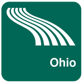Ohio Map offline icon
