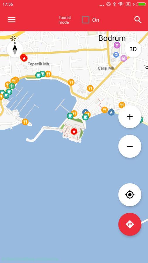 Bodrum Karte.Karte Von Bodrum Offline Für Android Apk Herunterladen