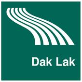 Dak Lak Map offline icon