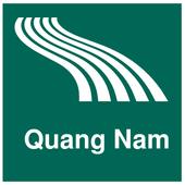 Quang Nam Map offline icon