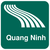 Quang Ninh Map offline icon