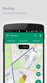 Pomorie Map offline screenshot 2