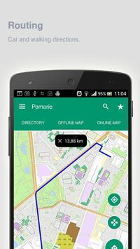 Pomorie Map offline screenshot 6