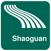 Shaoguan Map offline icon